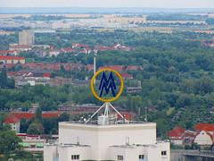 Blick vom City Hochhaus (toastbrot81) Tags: panorama leipzig uniriese cityhochhaus