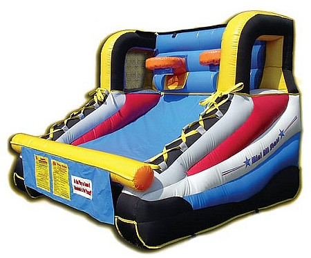 Houston Inflatable Game Basetball Rental (281) 606-JUMP(5867)