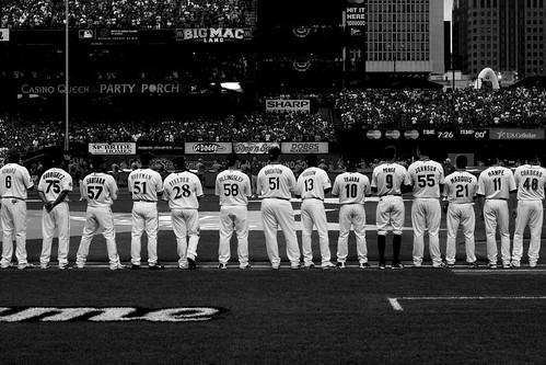 I heart baseball.