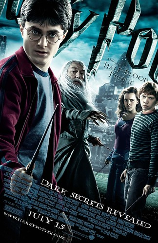 ハリー・ポッターと謎のプリンス Harry Potter and the Half-Blood Prince