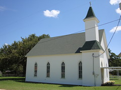 United Methodist Church of Montague (CP Shelton) Tags: texas unitedmethodistchurch montague montaguecounty