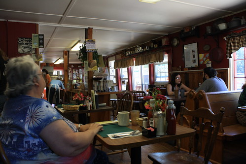 Inside the Roadhouse Cafe 1