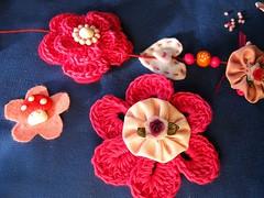 WIP (Oh!.. So cute!) Tags: flower colorful colours workinprogress artesanato wip cor trabalhoemexecução