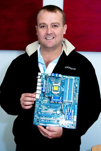 GIGABYTE P55-UD6 Motherboard Unboxed  -5036