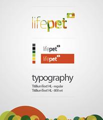 lifePet (edsonpavoni) Tags: pet logo photo brand branding corporateid