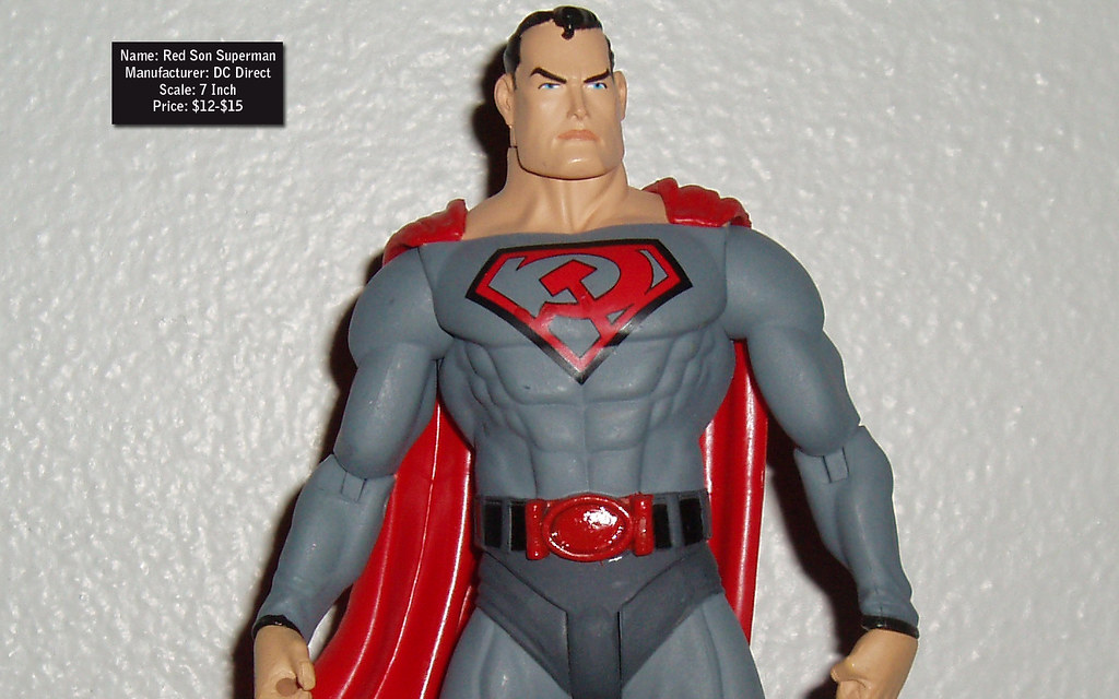 Russian Superman Red Son Red Son Superman Comes From