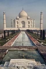 Taj Mahal vertical
