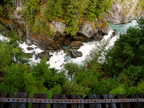 Whistler Mountaineer - N. Vancouver to Whistler