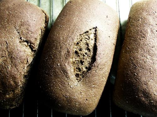 eye of the bread