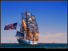 USCGC Eagle (Dave the Haligonian) Tags: ocean canada coast boat marine sailing ship novascotia er eagle vessel atlantic east maritime shit sail tallship halifax unitedstatescoastguard uscgceagle imean dsc0259 copyrightallrightsreserved davidsaunders davethehaligonian tallshipsfestival2009 tallshiptuesday