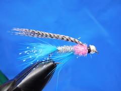 Bleik og blá (Dr hoddsson) Tags: nature iceland fishing og flyfishing trout bleik blá fishingfly articchar víðidalsá