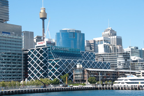 Teenager's Guide to Darling Harbour and Ultimo