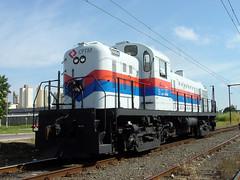 FPM55 Locomotiva do Expresso Turístico (Fernando Picarelli Martins) Tags: ferrovia cptm alcors3 circuitodasfrutas expressoturístico locomotivadieselelétrica sãopaulojundiaí