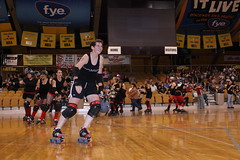 Albany All Stars151 (chimpmitten) Tags: rollerderby albany albanyny albanyallstars