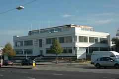 Coty Cosmetics Factory TW7 (Jamie Barras) Tags: uk england building london architecture century thirties 1930s artdeco 20th brentford ロンドン 伦敦