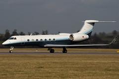 HB-JEP - Farner Airwings - Gulfstream G550 - Luton - 090220 - Steven Gray - IMG_9740
