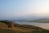 autumn morning in Albania (kosova cajun) Tags: autumn fall dawn haystack balkans albania sauk tirana shqipëri dajti peisazh shqipëria tiranë southeasterneurope vjeshta vjeshtë mullar maliidajtit liqeniifarkës farkë sanë