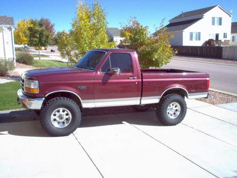 96 F150 4x4 Conversion Ford Bronco Forum