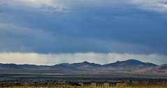 Desert Rain - Virga (kmanohar) Tags: rain desert nevada i80 rainfall greatbasin desertrain railroadtracks precipitation interstate80 nevadadesert naturalformation westerndesert dryland westernusa virga transcontinentalrailroad unionpacificrailroad aridregion northernnevada americanscenery greatbasindesert nevadarailroad drydesert northernnevadadesert nevadamountain scenicnevada nevadabasin unionpacifictracks desertrainfall desertvirga nevadagreatbasin dryamerica dryusa dryregion nevadarainfall aridusa aridnevada colorfulnevada beautifulnevada spectacularnevada nevadatracks nevadaunionpacific virgarain virgaprecipitation