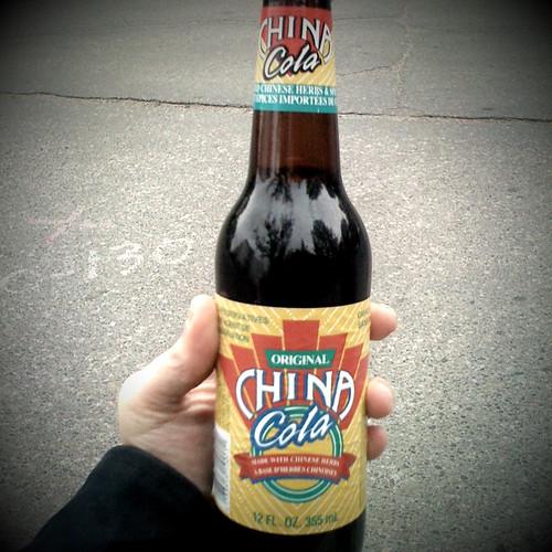China cola