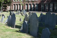 Cemetary (North End, Boston, MA, Massachusetts, United States) Photo