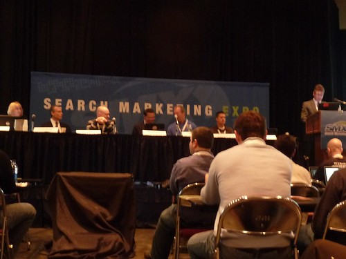 Revisiting PageRank Sculpting at SMX East