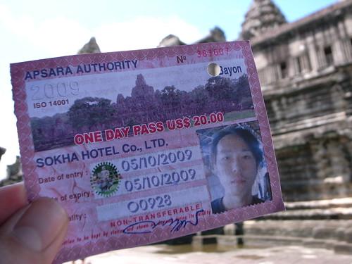 アンコール・ワット カンボジア
