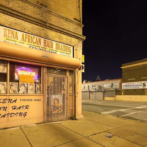 South Side Street Corner
