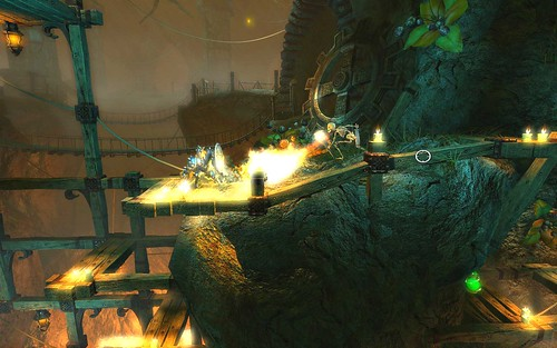 Trine screenshot 1