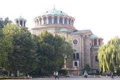 Sveta Nedelya Church, Sofia (Alan Hilditch) Tags: la europe sofia bulgaria balkans bulgarie republika bulgarije bulgarien oblast serdica   sofiyagrad  blgariya  sredets