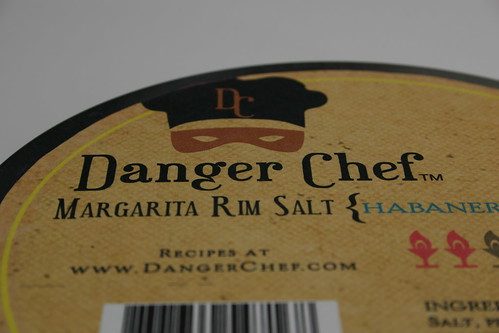 Danger Chef Rimming Salts