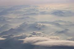 Alpine ranges (duncanrobertson) Tags: alps views arial veinic09