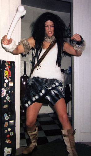 cave-woman-halloween-90s