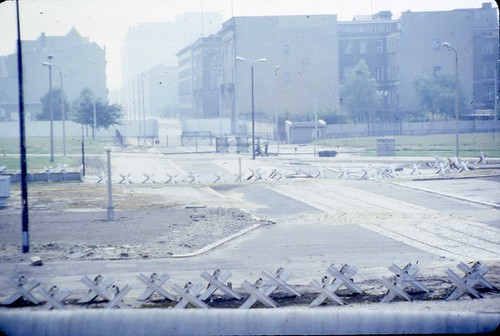 West Berlin 1980 - Berlin Wall #1