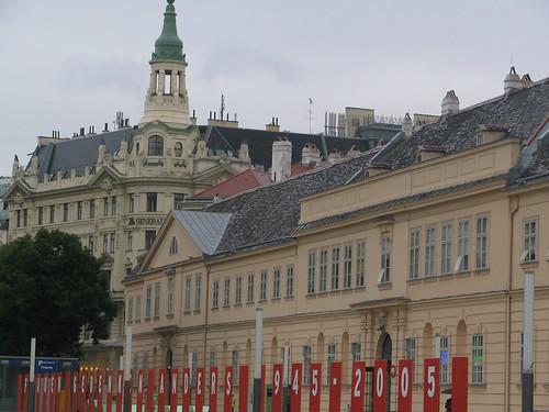Lluvia en Wien
