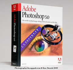 Adobe Photoshop CS5: Nueva version del editor de imagenes