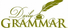 Daily Grammar logo