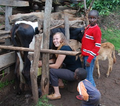 Learning to live Maasai