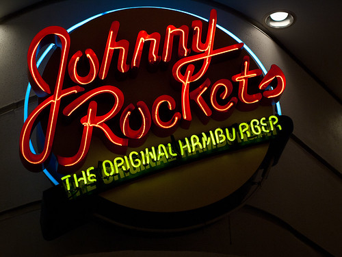 Night Lights - Johnny Rockets