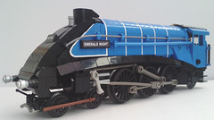 A4 Pacific..The journey continues part2 (bricktrix) Tags: train lego railway steam
