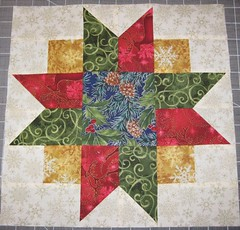 Christmas Swap Block