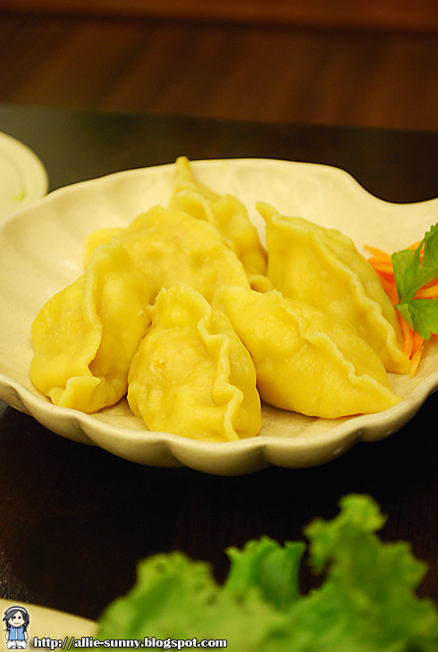 Golden Scallop Dumpling