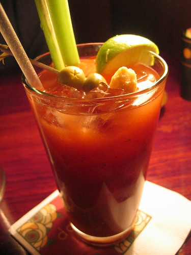 Bill's Spicy Bloody Mary