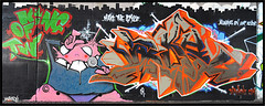(DZUSONE.com) Tags: street ian graffiti most fred kh    sq tw ssc skee   2colors ssca sker  dzus dzusone stiek dzus1