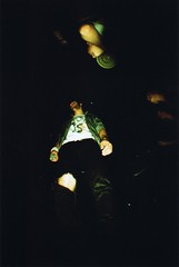 I Am Un Chien - Woodstock Boogie Bar - 28/11/08 (Ludovic Macioszczyk Photography) Tags: show camera light music chien paris france film apple colors rock bar analog 35mm vintage computer de photography photo am concert lomo lomography mac fuji photographie cross stuck guitar couleurs flash low gig grain band gear lo oeil fisheye iso un photographs 400 sound saturation hype singer processing instrument electro boogie keep fi alive 135 psychedelic woodstock instruments poisson amps pedal musique argentique sensia limoges the in psychédélique ludovic pellicule ludos lomographie i macioszczyk 281108