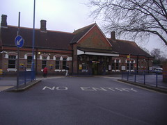 Picture of Ruislip Station