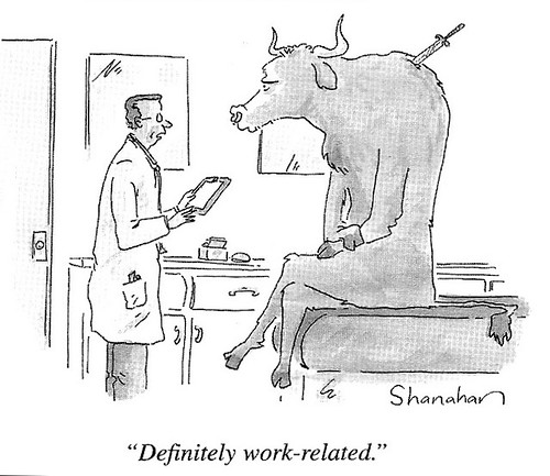 Definitely Work-Related