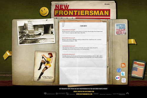 From Picture Production Company: thenewfrontiersman.net has opened this ...