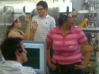 Visita al Laboratorio Ad Astra Rocket