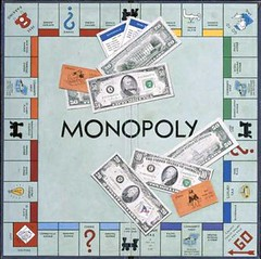 Michael Theise - Monopoly